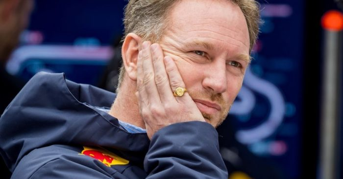 Christian Horner on 'difficult' Ferrari situation