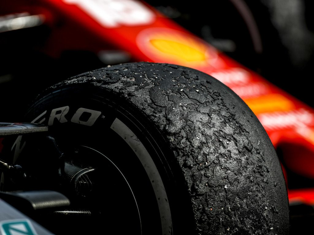 Pirelli have 'no issues' continuing with 2019 tyres