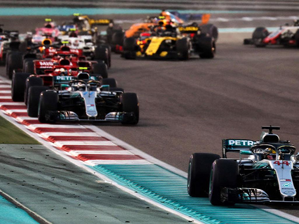 Abu Dhabi: A focus on the final race of 2019