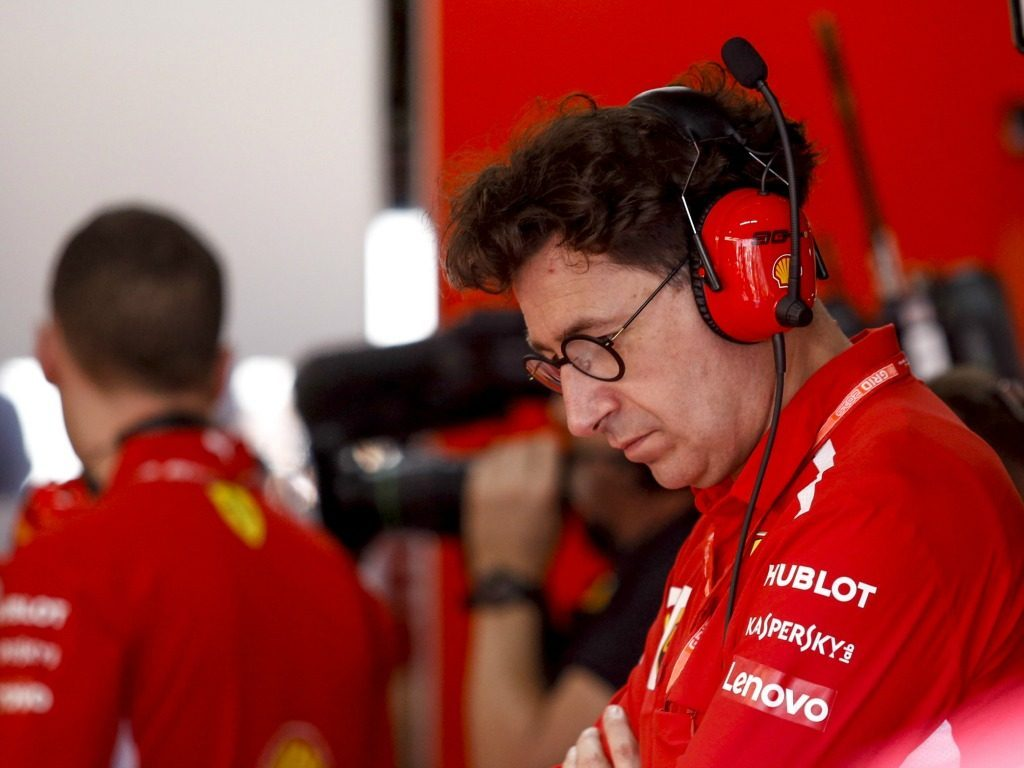 Mattia Binotto: Second is never good enough