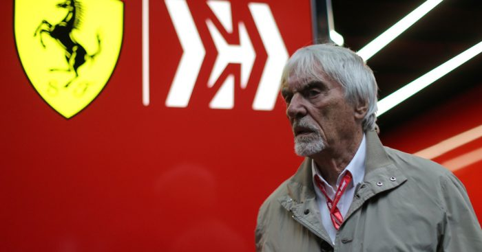 Bernie Ecclestone: I don't believe Ferrari cheated