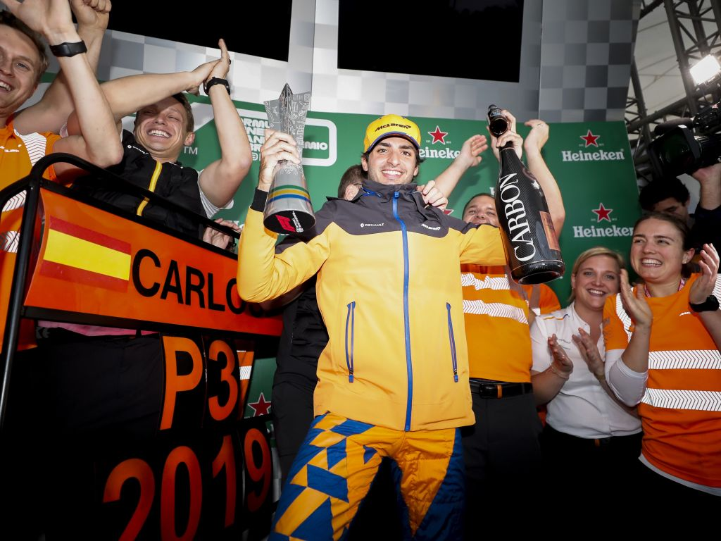 "McLaren benefited from not ""overhyping"" their season says Lando Norris."