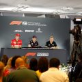 Thursday's FIA press conference: Abu Dhabi part 1