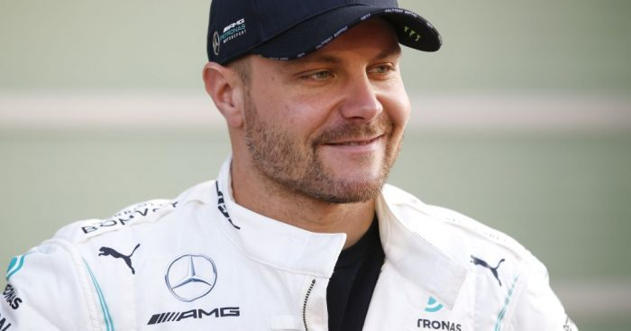 """Valtteri Bottas excited to see Mercedes' 2020 """"weapon"""" for the first time."""