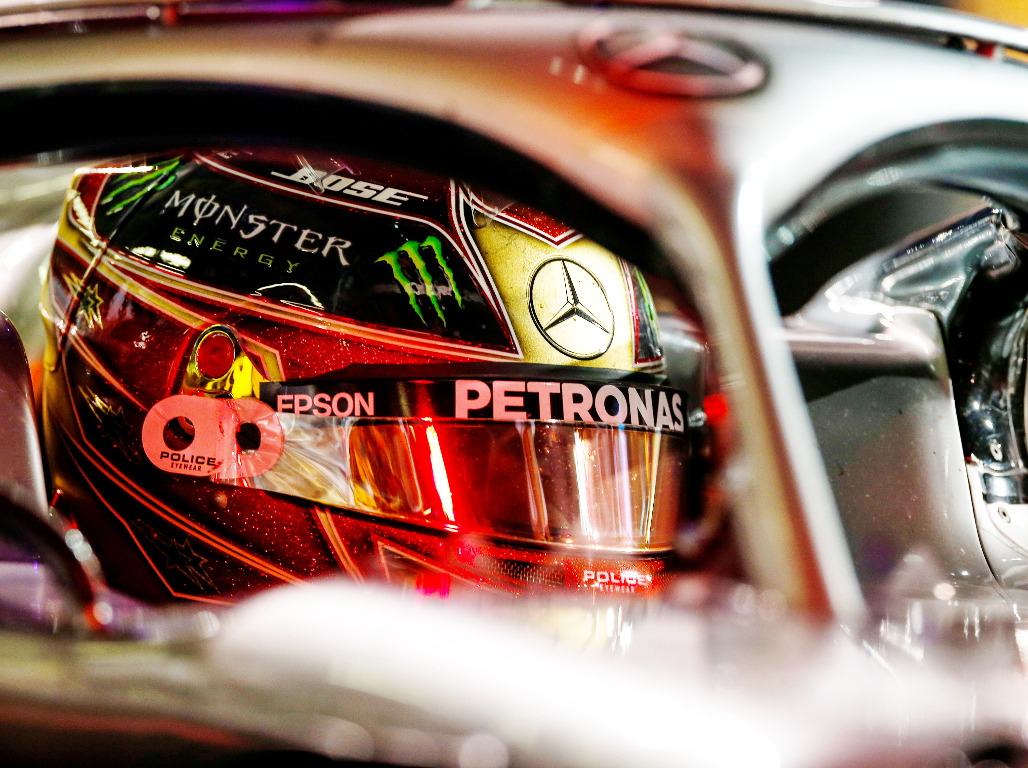 Lewis Hamilton becomes only driver to score points at every race in 2019.