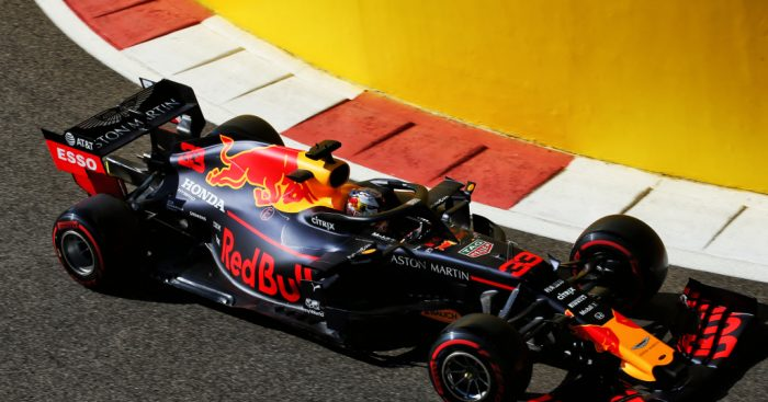 FP3: Verstappen beats Mercedes to final prac P1