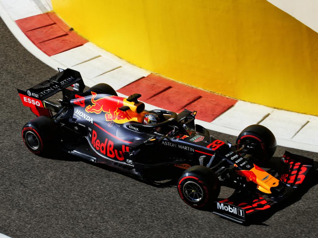 FP3: Verstappen beats Mercedes to final prac P1