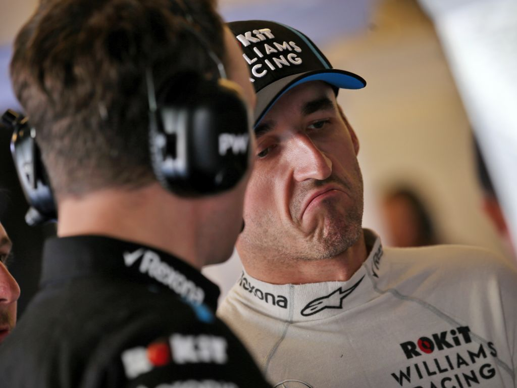 "Robert Kubica feeling no ""emotion"" after potentially last F1 race."