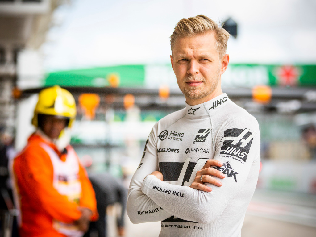 Kevin-Magnussen-arms-crossed-Haas-PA