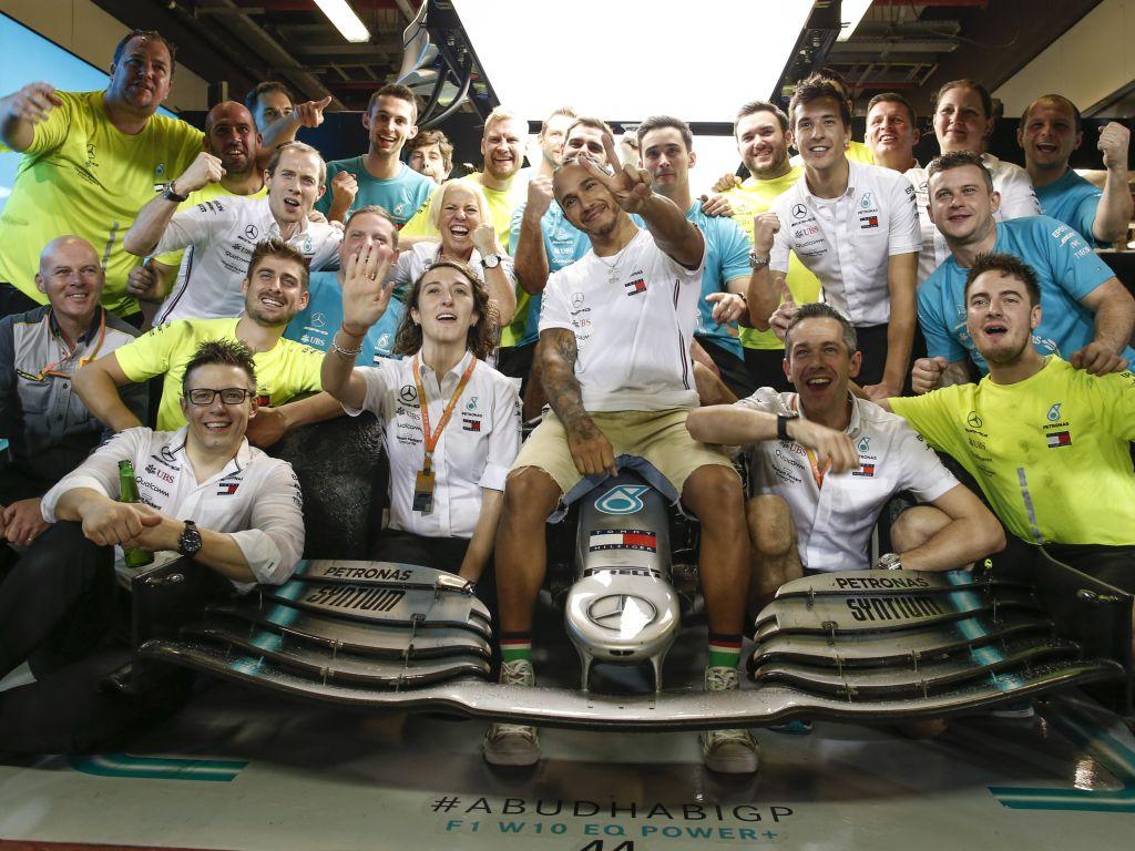 Felipe Massa says nobody like one team dominating Formula 1.