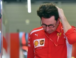 Reports grow stronger that Ferrari are not happy with 2020 car.