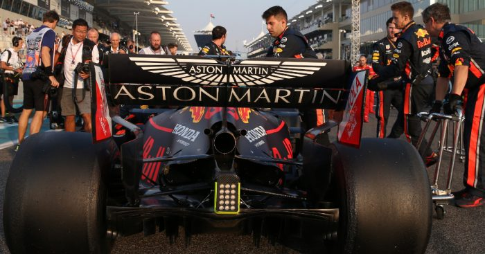 Honda 'very sorry' for Max Verstappen's Abu Dhabi troubles