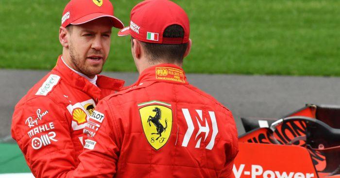 Jacques Villeneuve: Charles Leclerc's attitude damaged Ferrari