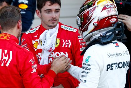 Mark Webber predicts another title for Lewis Hamilton in 2020, but the Constructors' trophy for Ferrari.