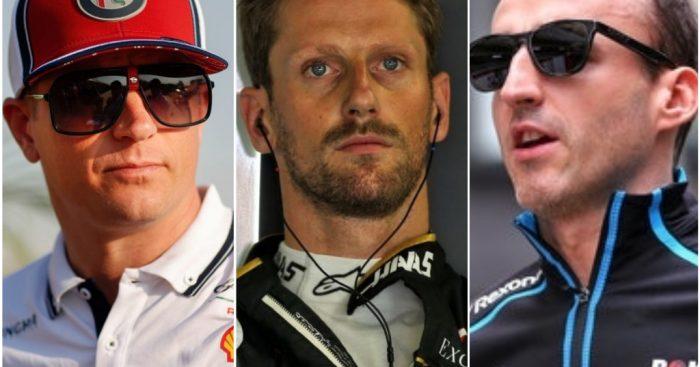 F1 2019: Alfa, Haas, Williams