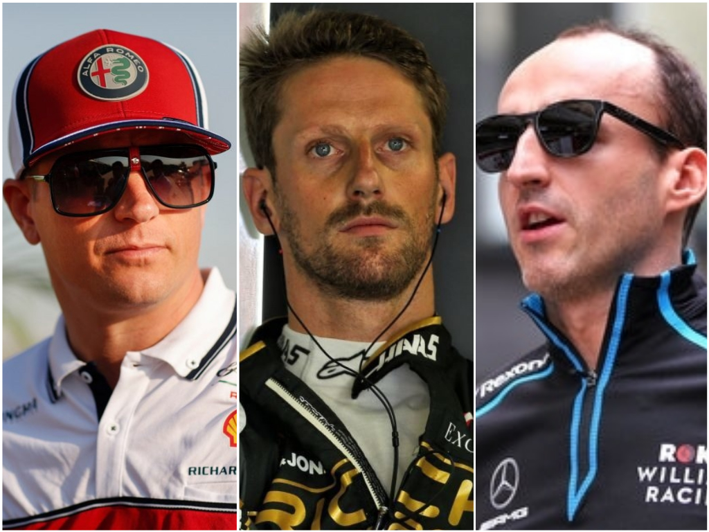 F1 2019: Alfa, Haas, Williams