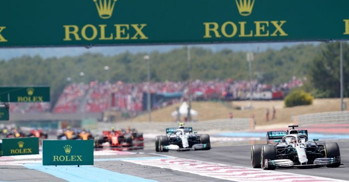 "A ""completely new layout"" for the French GP could be on its way."