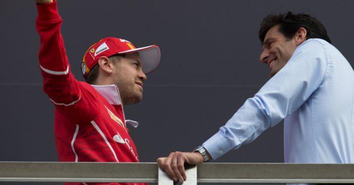 Mark Webber: Sebastian Vettel is not a 'great listener'