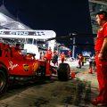 Michael Masi explains Charles Leclerc's post-race investigation