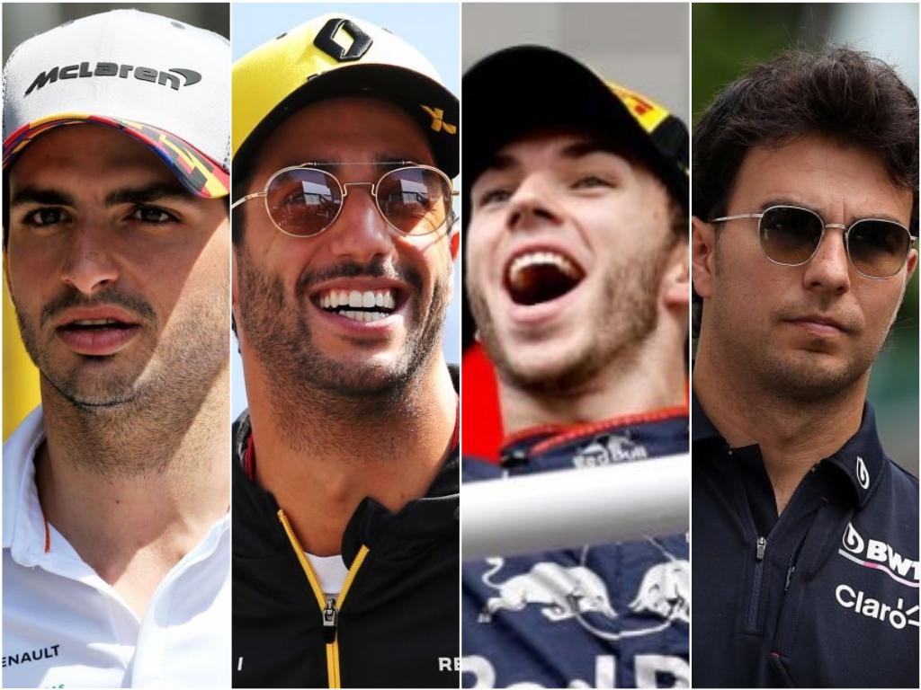 F1 2019: McLaren Renault Toro Rosso Racing Point