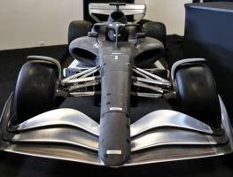 """2021 F1 cars will be """"nasty pieces of work"""" says Racing Point technical director Andrew Green."""