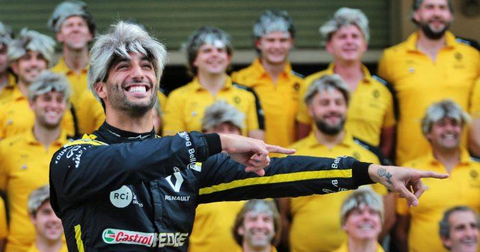 'Daniel Ricciardo must stop being the paddock clown'