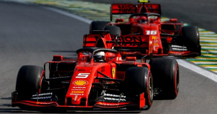 'Engine saga was only rivals applying pressure'