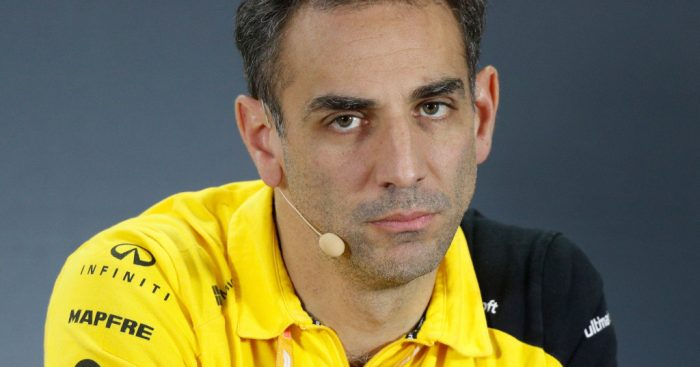 Cyril Abiteboul 'exasperated' by backtracking rivals