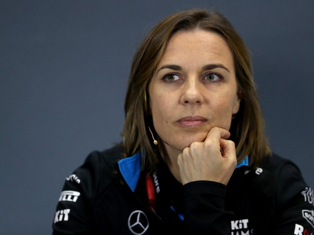 'FW43 chassis will be an improvement'