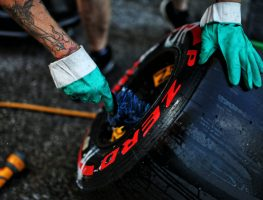 Pirelli scrap 1800 tyres after Australian GP cancelled.