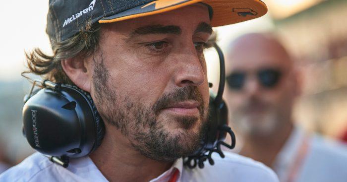 Fernando Alonso would want to win if he returned to Dakar.