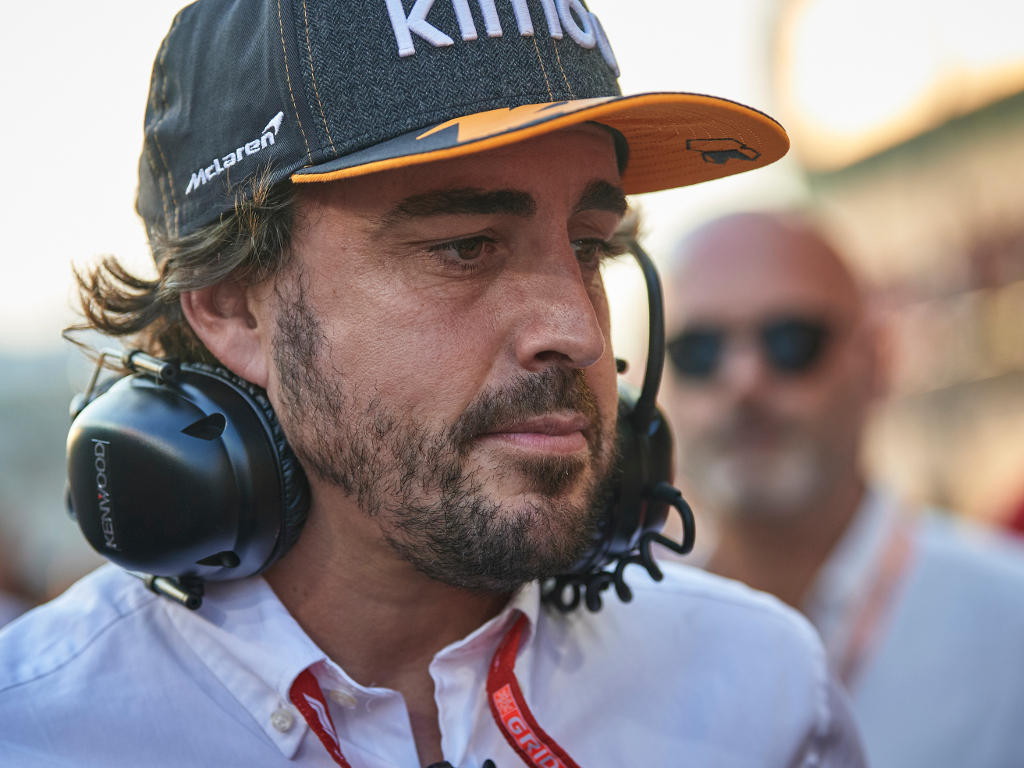 Fernando Alonso would want to win if he returned to Dakar.