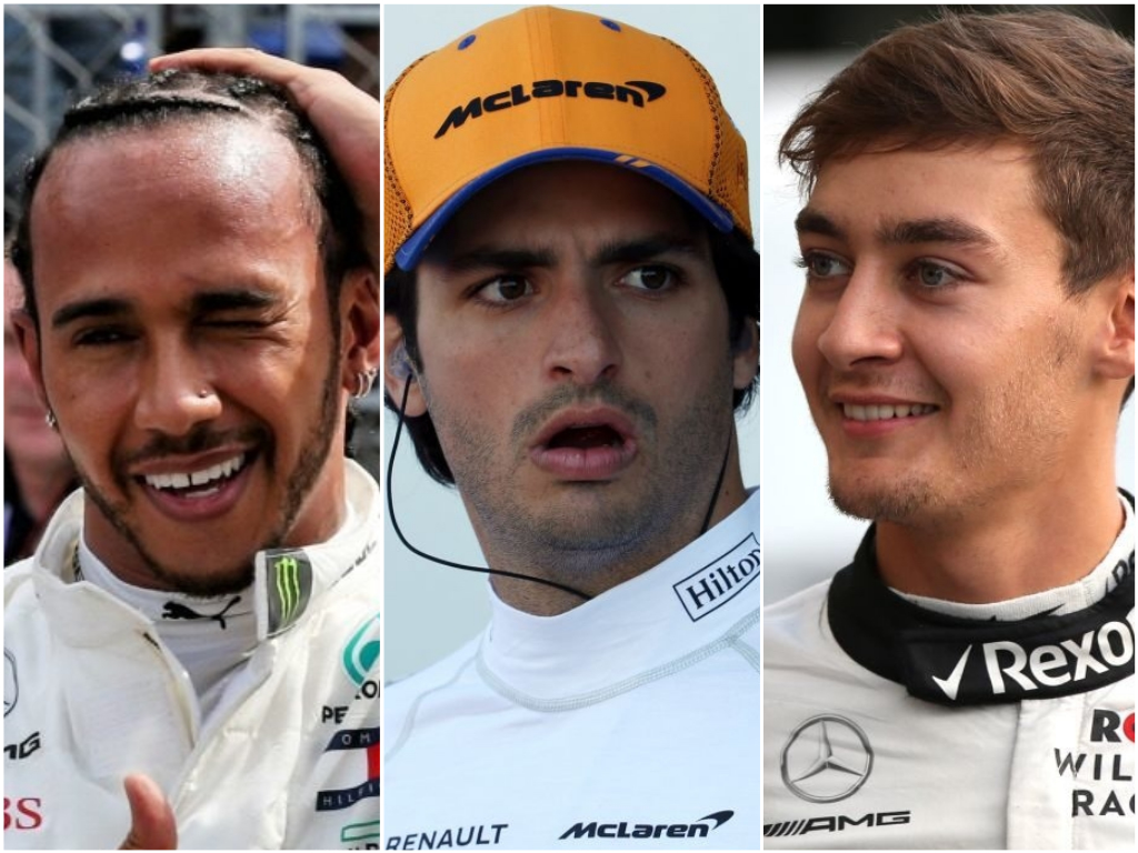 The Ten Best Drivers From F1 2019 F1 News By Planetf1