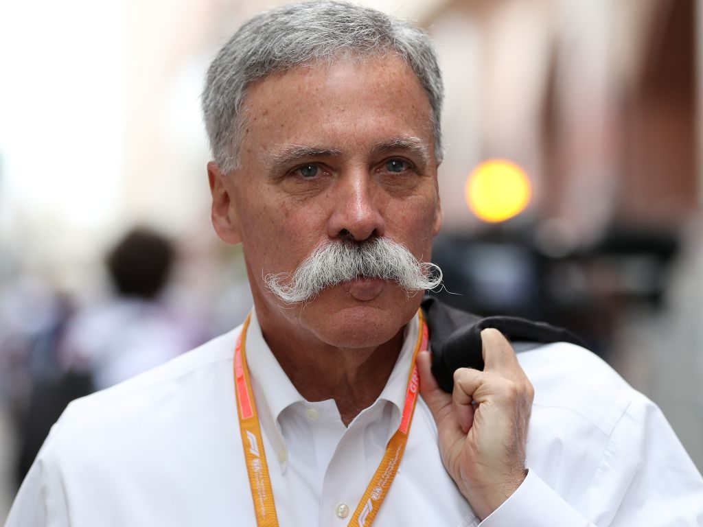 "Chase Carey says Miami GP now ""five to ten years away""."