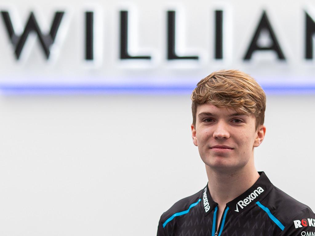 Dan Ticktum joins Williams as development driver