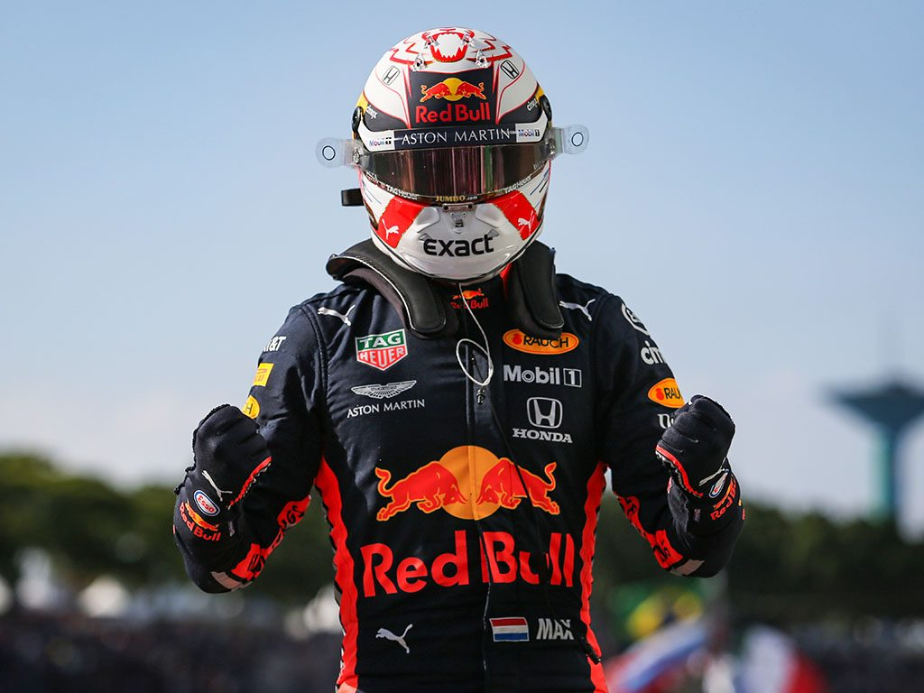 "Max Verstappen is a ""young Ayrton Senna"" in Honda's eyes."