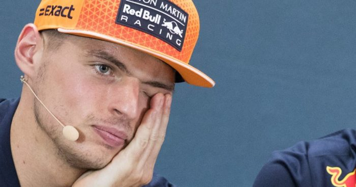 Max Verstappen concedes honesty doesn't always work for him