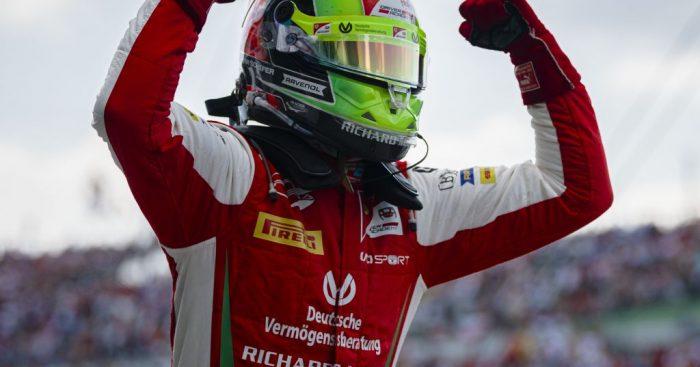 No Alfa Romeo tests in 2020 for Mick Schumacher.