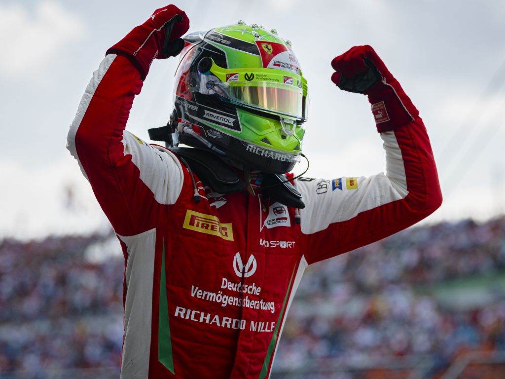 No Alfa Romeo tests in 2020 for Mick Schumacher.