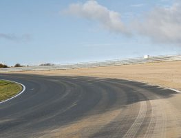 """New Zandvoort will favour the """"very brave drivers""""."""