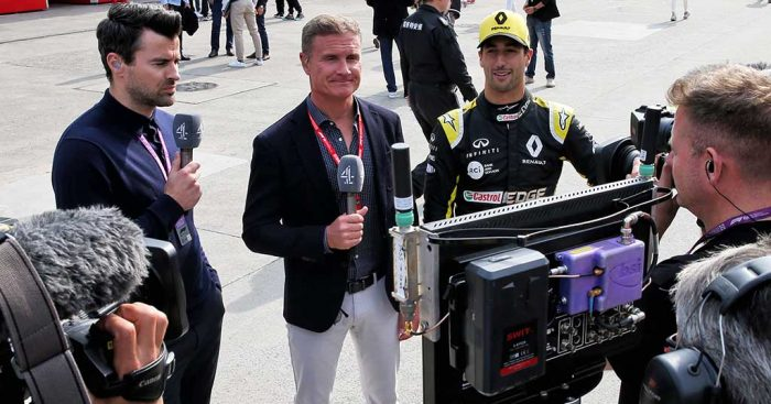 Formula 1 Channel 4
