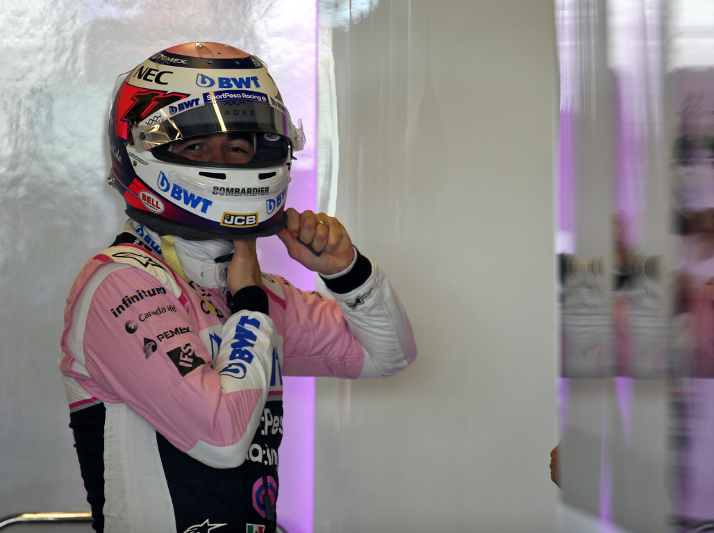 Sergio Perez: Fighting for wins in 2022 or I'm out