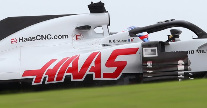 Haas to revert to 2018 colours for this season?