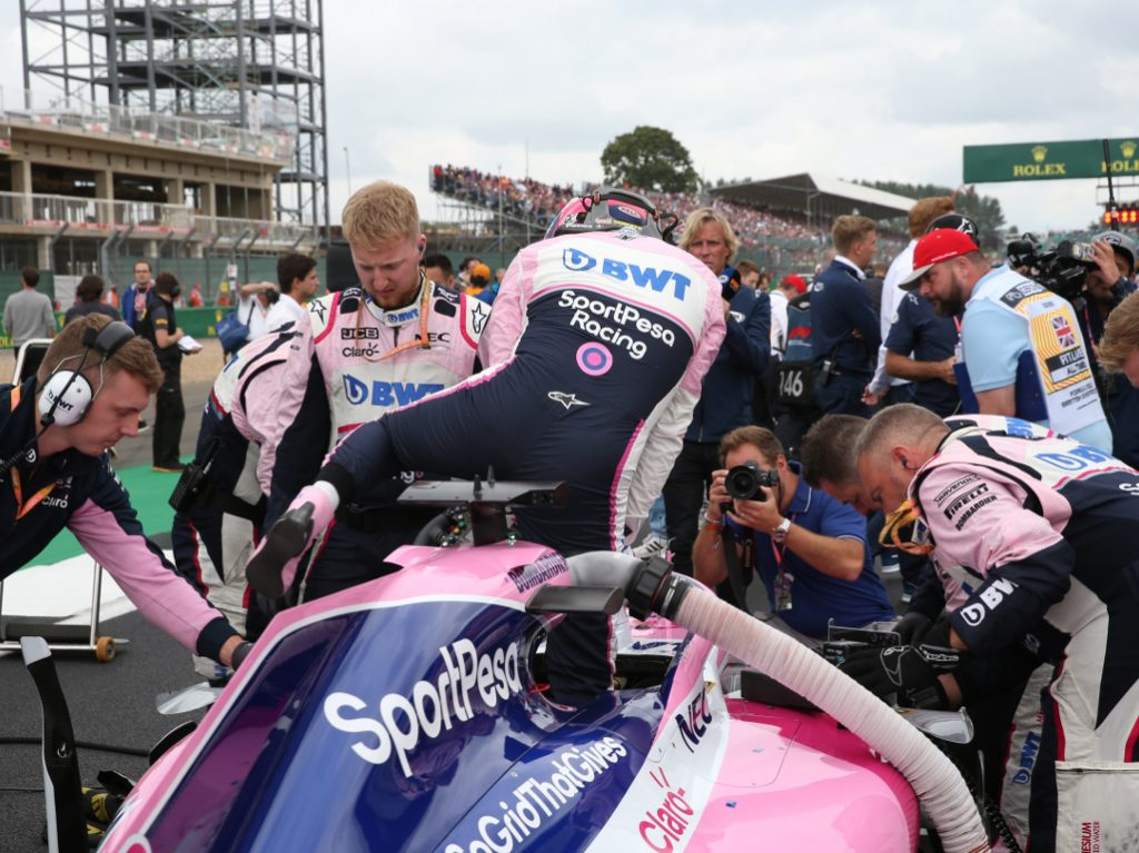 Racing Point want 'best of the rest' status in 2020.