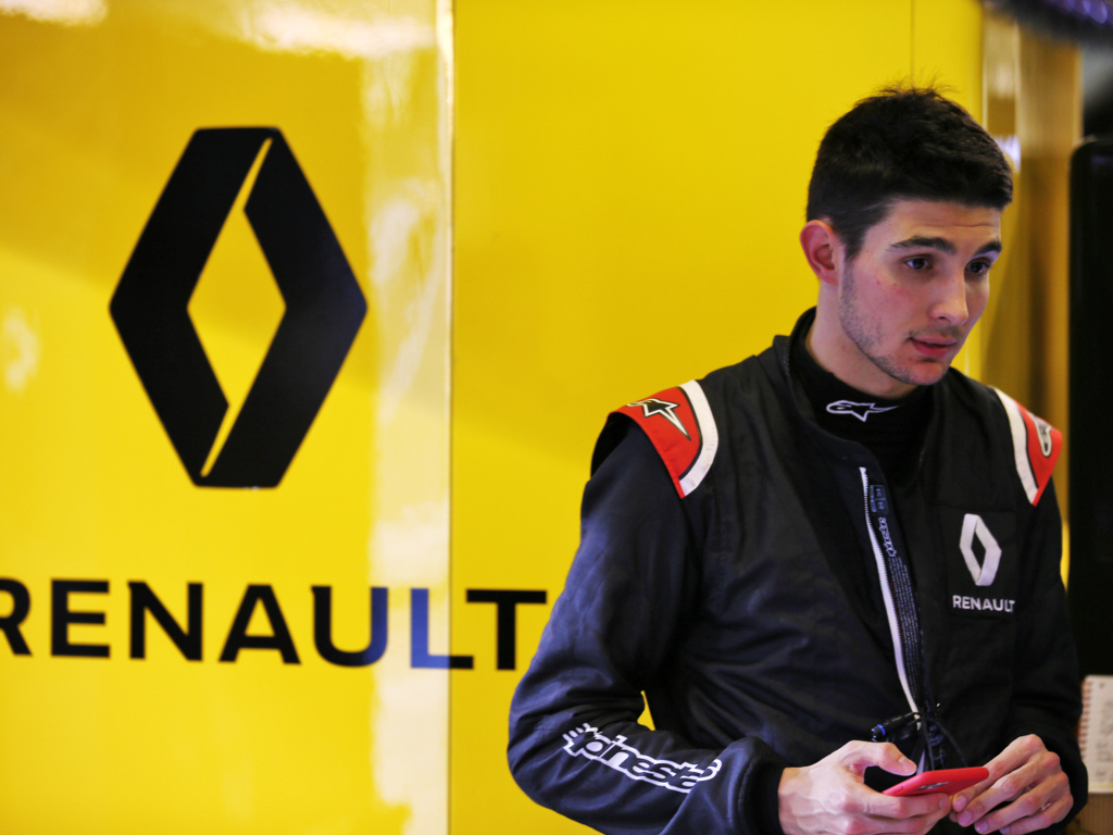 Esteban Ocon was 'very close' to 2020 Mercedes seat