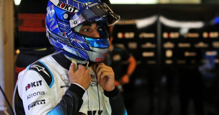 No guarantees Roy Nissany will step up says Williams