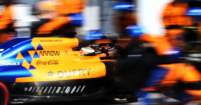 Zak Brown all but rules out top-three fight