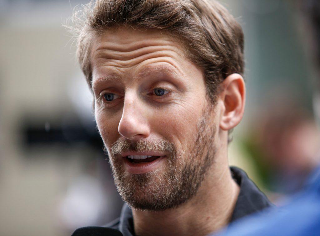 Romain Grosjean Hungarian Grand Prix memories