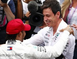 Toto Wolff, Mercedes set to extend Formula 1 stay