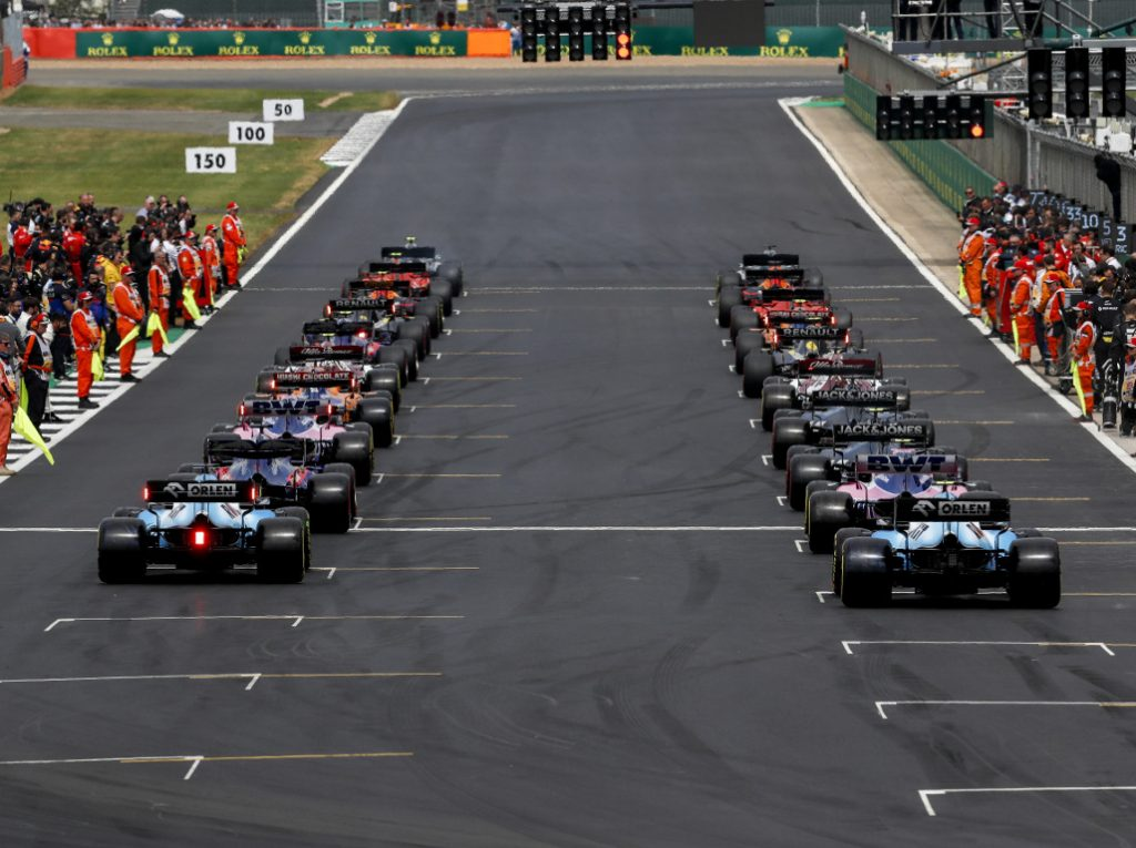 F1-grid-British-GP-2019-PA